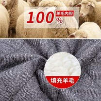 shirt Business gentleman hyz  42,41,43,40,44,38,39,45 Thin money square neck Long sleeves Extra wide daily spring Hym75886-1 middle age Business Casual lattice Color woven fabric No process Button decoration