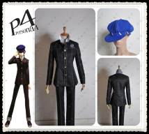 Cosplay men's wear suit Customized Nutcracker cos Over 14 years old No shirt, full suit + Hat Game animation Japan