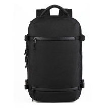 Backpack oxford Ozuko / Jianneng Black large gray small gray large blue small blue large camouflage small camouflage large black small brand new large zipper business affairs Double root Business / OL soft youth no Soft handle Solid color Yes male Water splashing prevention Vertical square Sewing yes