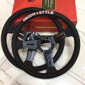 Steering wheel bdszj Keys black bracket orifting silver bracket breathable side show black bracket breathable nd Steering wheel assembly Support installation