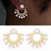 Ear Studs Natural zircon 30-39.99 yuan 1000SE Ordinary earplug original earplug