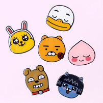 Stickers KAKAO six hundred and two thousand five hundred and thirteen Yellow rabbit blue cat Frodo dog duck decorate