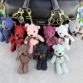 Key buckle Other / other 18 cm Tibetan blue pineapple bear 18 cm big red pineapple bear 18 cm Brown pineapple bear 18 cm deep gray pineapple bear 18 cm light gray pineapple bear 18 cm skin pink pineapple bear 18 cm lake green pineapple bear 18 cm black pineapple bear 18 cm rose red pineapple bear