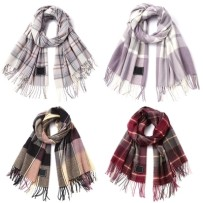 Scarf / silk scarf / Shawl other Lavender white yellow red purple black winter female multi-function solar system rectangle