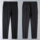 Western-style trousers Others Fashion City 9039 grey 9039 black XL / 145-160 kg 2XL / 160-180 kg 4XL / 200-230 kg m / 110-130 kg L / 130-145 kg 3XL / 180-200 kg nine thousand and thirty-nine trousers Straight cylinder summer go to work youth Business Formal  Solid color 2018 No iron treatment nylon