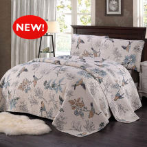 Bed cover cotton Other / other 230cmx250cm Others Picture color 230 * 250 Superior products