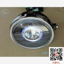 Xenon lamp for motorcycle