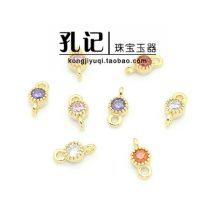 Other DIY accessories Other accessories Synthetic cubic zirconia / water drill RMB 1.00-9.99 Pink orange in purple blue in garnet red white brand new