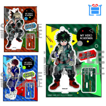 Cartoon card / Pendant / stationery Over 14 years old other My hero College Lvgu on (72 yuan) baohao on (72 yuan) hongOn (72 yuan) Liri & Meiyu on (72 yuan) Lvgu off (72 yuan) baohao off (72 yuan) hongoff (72 yuan) Liri & Meiyu off (72 yuan) Deposit is not in stock Pre sale Japan POMMOP