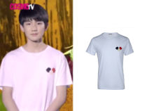 T-shirt Youth fashion White gray dark blue routine S M L XL 2XL 3XL Others Short sleeve Crew neck standard daily summer teenagers tide