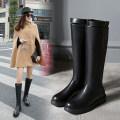 Boots Thirty-nine black PU Women's