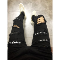 Jeans Youth epidemic black Other /other 29 30 31 32 33 34 35 Other leisure trousers