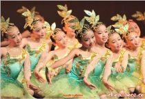 Children's performance clothes As shown in the figure female 110cm 120cm 130cm 140cm 150cm 160cm The beauty of crane Art