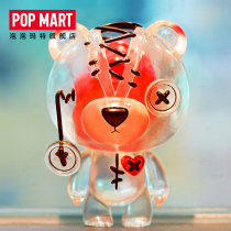 Doll / Ornament / hardware doll Pre sale [pre sale] tear bear blind box doll [please take 6 pieces for the whole box] Single blind box Tearing bear
