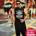 T-shirt Youth fashion T18695c black routine 6XL GxxH t18695c Cotton 95% polyurethane elastic fiber (spandex) 5% Summer of 2018