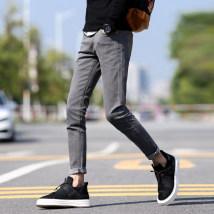 Jeans Youth fashion Kurlyar / Guyan Twenty-eight grey routine Micro bomb Regular denim K820 Cotton 77.2% polyester 21.2% polyurethane elastic fiber (spandex) 1.6% Spring 2017 Pure e-commerce (online only)
