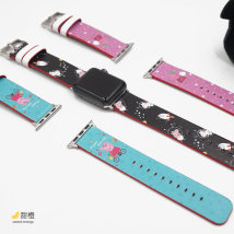 Smart Watch Bracelet / Wristband Black 38mm green 38mm pink 38mm black 42mm green 42mm pink 42mm Sweet orange