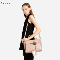 Bag handbag PU Wing bag pedro Black jade brand new European and American fashion in soft Magnetic buckle no Solid color Single root nothing youth Wing shape tassels Soft handle Textile Zipper pocket ID bag PW2-56390008 Embossing Autumn and winter 2018