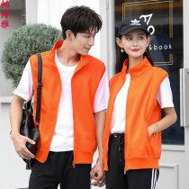 Vest / vest Youth fashion Paboa M L XL 2XL 3XL 4XL Other leisure standard Vest MJ-108 Polyester 65% cotton 35% Autumn of 2019 Pure e-commerce (online only)