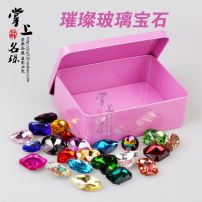 Other DIY accessories Loose beads Artificial crystal 51-100 yuan brand new Online gathering features