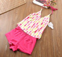 Bathing suit Suitable for height 130-135cm trademark 10-12 suitable for height 120cm trademark 7-8 suitable for height 140-145cm trademark 14-16 suitable for height 110cm trademark 6-6 suitable for height 100cm trademark 4-5 Other 100% Picture color Other / other female Children's split swimsuit