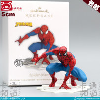 Doll / Ornament / hardware doll goods in stock Spider-Man Mini PVC static state