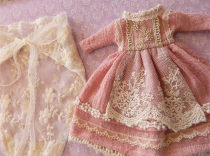 Doll / accessories parts Over 14 years old DIY China Blythe MMK Baby clothes with hair accessories Over 14 years old nothing
