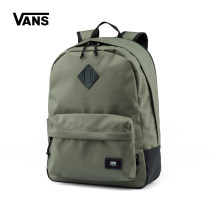 Backpack VANS Green / Black 20-35 liters male VN0002TMKEK Four hundred and ninety Summer of 2018 yes