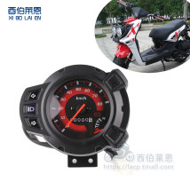 Motorcycle instrument 60V (electric vehicle) 72V (electric vehicle) 12V LCD (motorcycle) 12V (motorcycle)