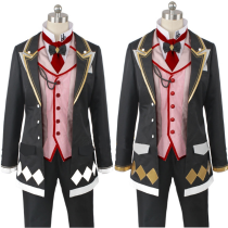 Cosplay men's wear suit Customized Huoyingzhe 2012 Over 14 years old A complete set of girls and a complete set of men comic L M S XL XXL