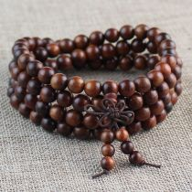 Bracelet other 51-100 yuan Other / other The diameter of 108 beads is about 6 mm ethnic style male ZTL002