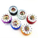 Steering wheel SPARCO Quick blue quick purple quick silver quick red quick gold quick black Steering wheel assembly