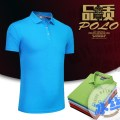 T-shirt Color blue orange hole blue fruit green white yellow red black fluorescent green S-160 M-165 L-170 XL-175 XXL-180 3XL-185 Summer of 2018 Short sleeve Polo collar easy Regular routine commute cotton 30% and below 30-34 years old Simplicity classic Solid color TAYLORVIC PLB006
