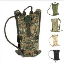 Plastic water bag PVC Two point five Do not hold boiling water 100cm outdoors Twenty ACU mud color CP jungle digital jungle camouflage Sansha camouflage black Okali