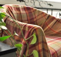 Sofa cover / towel American Red Square 150*190cm 220*260cm Sofa cover (covering the whole sofa)