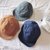 Hat Average size Blue green coffee 2-6 years old neutral peaked cap dome Travel Other / other other blending one hundred and eighty-nine thousand two hundred and seventy-nine Autumn of 2018