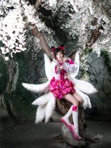 Cosplay women's wear юбка изготовленный на заказ 8 лет и старше L M S XL Wig tail shoes clothing accessories Играть в COS Ali Koryo