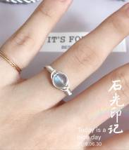 Ring / ring Natural crystal / semi precious stone RMB 25-29.99 Other / other Please note that the default size is 12 ring brand new goods in stock