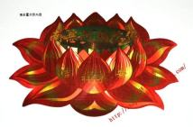 Wall stickers Plastic Color gold Small, medium, large