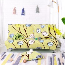 Sofa cover / towel 120-155cm, 160-190cm Sofa cover (covering the whole sofa) Plant flower stripe grid other / other