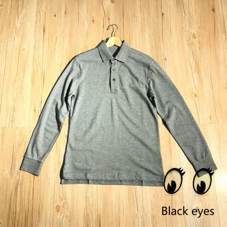 Polo shirt Other / other Youth fashion routine Grey black Navy 3 4 5 6 7 standard Other leisure autumn cotton