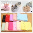 Other DIY accessories Other accessories other 0.01-0.99 yuan Pink one yard beige one yard red one yard inulin one yard Korean pink one yard yellow one yard light green one yard blue one yard rose red one yard black one yard purple one yard brand new Fresh out of the oven Spring of 2018