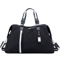 Travel bag nylon nothing Yeemuu / Yemu Five point blue chest bag - 170981 - black breast bag Zhongshan University yes travel Single root Fashion trend Bag type polyester fiber Soft handle Solid color youth Zipper pocket, mobile phone bag, certificate bag Color contrast male Spring and summer 2017