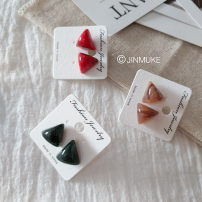 Ear Studs other RMB 20-24.99 Other / other A, B, C brand new Japan and South Korea female Fresh out of the oven Not inlaid