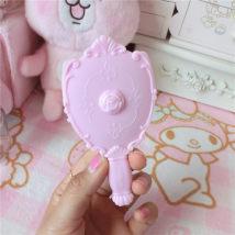 Make up mirror Pink
