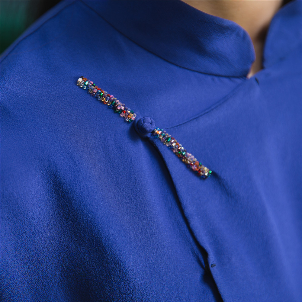 jacket Summer of 2018 Precious blue - pre sale red - pre sale grey blue - spot purple - spot pink orange - spot Average size Q134b version-a-58-jacket