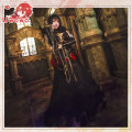 Cosplay women's wear suit Pre sale Over 6 years old Female emperor Semiramis comic L M S Japan Royal sister model Fat series