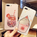 Mobile phone cover / case Other / other Japan and South Korea Apple / apple iphone7 plus Protective shell Soft glue