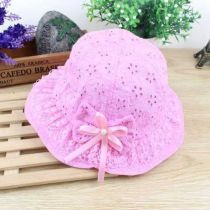Hat Average size 0-3 months 3-6 months 6-12 months 1-2 years old female Fisherman hat dome Shopping Other / other Big eaves blending one thousand one hundred and one