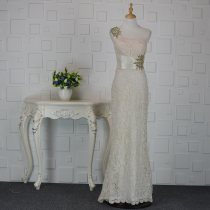 Dress / evening wear Weddings, adulthood parties, company annual meetings, daily appointments XXL XXXL L XL white spandex